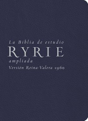 La Biblia de Estudio Ryrie Ampliada-Rvr 1960 - Ryrie, Charles C