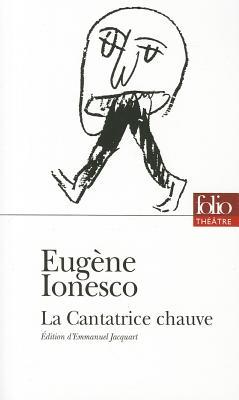 La Cantatrice Chauve - Ionesco, Eugene