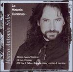La Historia Contin�a... [CD/DVD]