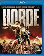 La Horde [Blu-ray] - Benjamin Rocher; Yannick Dahan