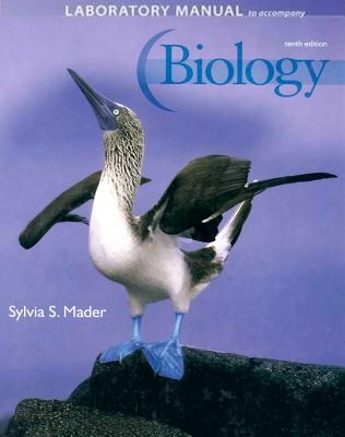 lab manual biology book by sylvia mader 1 available editions rh alibris com Inquiry into Life Biology Sylvia Mader