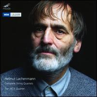 Lachenmann: Complete String Quartets - JACK Quartet