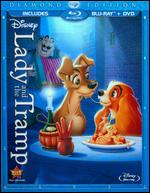Lady and the Tramp [Diamond Edition] [2 Discs] [Blu-ray/DVD] - Clyde Geronimi; Hamilton Luske; Wilfred Jackson