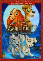 Lady and the Tramp II: Scamp's Adventure [2 Discs] [DVD/Blu-ray] - Darrell Rooney; Jeannine Roussel
