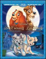 Lady and the Tramp II: Scamp's Adventure [Special Edition] [French] [Blu-ray/DVD]