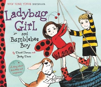 Ladybug Girl and Bumblebee Boy - Davis, Jacky