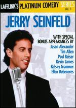 Lafflink's Platinum Comedy Series, Vol. 1: Jerry Seinfeld -