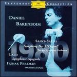 Lalo: Symphonie espagnole; Saint-Saens: Symphony No. 3