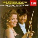 Lalo: Symphonie espagnole; Sarasate: Zigeunerweisen