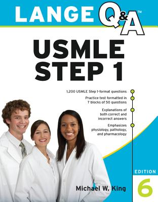 Lange Q&A: USMLE Step 1 - King, Michael W