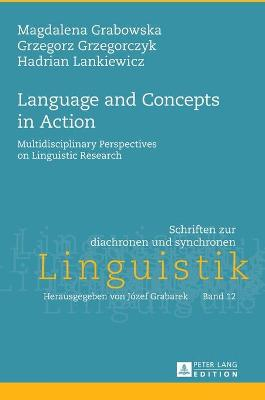 Language and Concepts in Action: Multidisciplinary Perspectives on Linguistic Research - Grabowska, Magdalena, and Grzegorczyk, Gregorz, and Lankiewicz, Hadrian