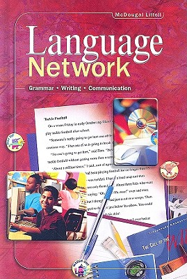 Language Network: Student Edition Grade 7 2001 - McDougal Littel (Prepared for publication by)
