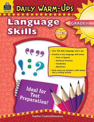 Language Skills, Grade 1 - Rosenberg, Mary