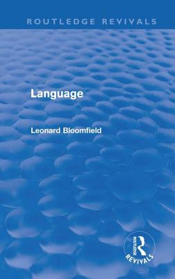 Language - Bloomfield, Leonard