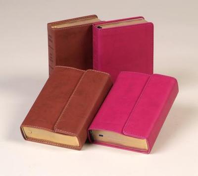 Large Print Compact Reference Bible-KJV - Hendrickson Publishers (Creator)