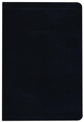 Large Print Thinline Reference Bible-KJV - Hendrickson Publishers (Creator)
