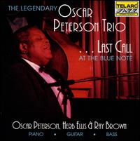 Last Call - Oscar Peterson Trio