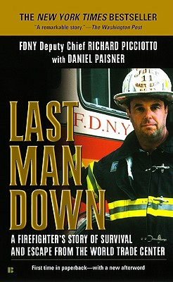 Last Man Down - Picciotto, Richard, and Paisner, Daniel