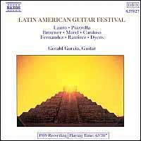 Latin American Guitar Festival - Gerald Garcia (guitar)