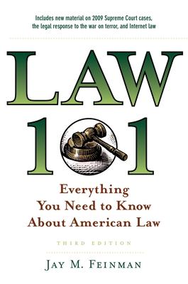 Law 101 - Feinman, Jay M