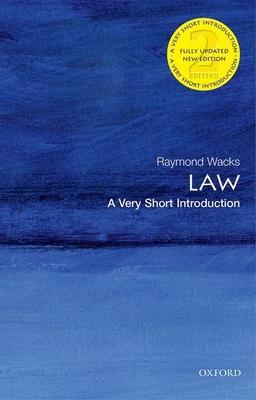 Law: A Very Short Introduction - Wacks, Raymond