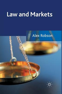 Law and Markets - Robson, A