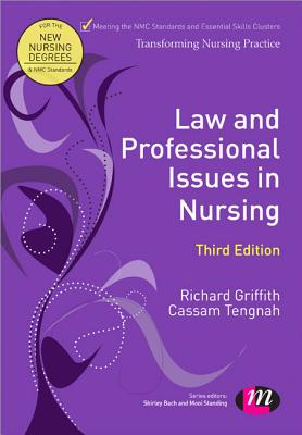 professional issues in nursing Legal, ethical and professional issues for nurses and midwives – grafton   ethical standards and values to which the nursing and midwifery profession is.