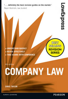 Law Express: Company Law - Taylor, Chris