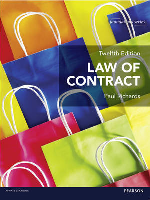 Law of Contract - Richards, Paul