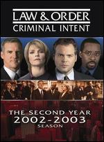 Law & Order: Criminal Intent: Season 02