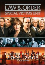 Law & Order: Special Victims Unit - The Fourth Year [5 Discs] -
