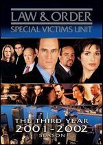 Law & Order: Special Victims Unit - The Third Year [5 Discs]