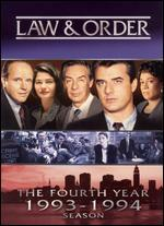 Law & Order: The Fourth Year [3 Discs]