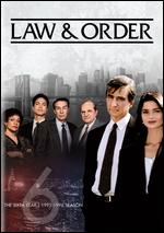 Law & Order: The Sixth Year [5 Discs] -
