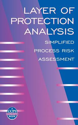 Layer of Protection Analysis: Simplified Process Risk Assessment - Ccps (Center for Chemical Process Safety)