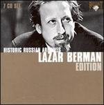 Lazar Berman Edition (Box Set)