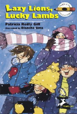 Lazy Lions, Lucky Lambs - Giff, Patricia Reilly