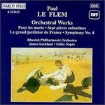 Le Flem: Orchestra Works