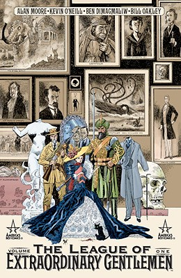 League of Extraordinary Gentlemen: Volume 1 - O'Neill, Kevin (Artist), and Moore, Alan