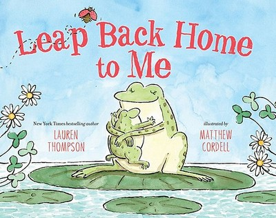 Leap Back Home to Me - Thompson, Lauren