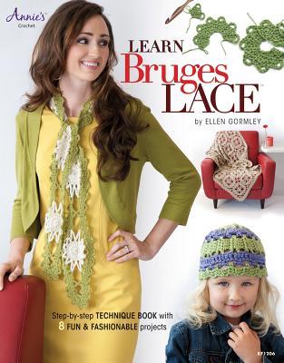 Learn Bruges Lace - Gormley, Ellen