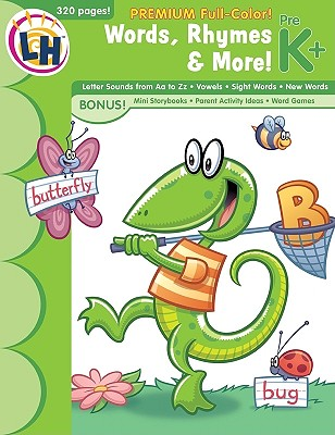 Learn Everyday Workbook - Words, Rhymes & More! - Learning, Horizons Staff (From an idea by)