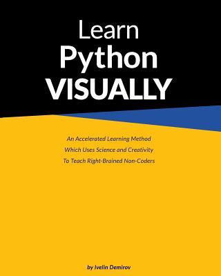 Learn Python Visually (Paperback) - Ivelin, Demirov
