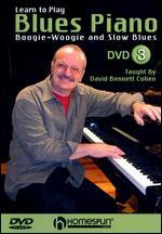 Learn to Play Blues Piano, Vol. 3: Boogie-Woogie and Slow Blues