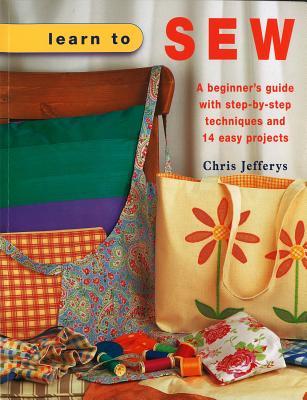 Learn to Sew - Jefferys, Chris