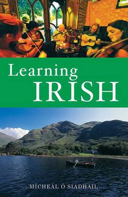 Learning Irish: Text with DVD - O'Siadhail, Micheal