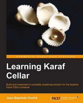 Learning Karaf Cellar - Onofre, Jean-Baptiste