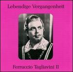 Lebendige Vergangenheit: Ferrucio Tagliavini, Vol. 2