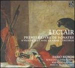 Leclair: Premier Livre de Sonates