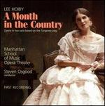 Lee Hoiby: A Month in the Country